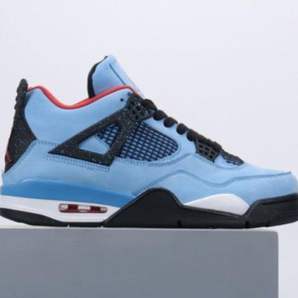 Nike Air Jordan Light blue mesh all-match shoes